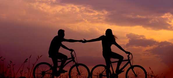Balade en couple à Royan