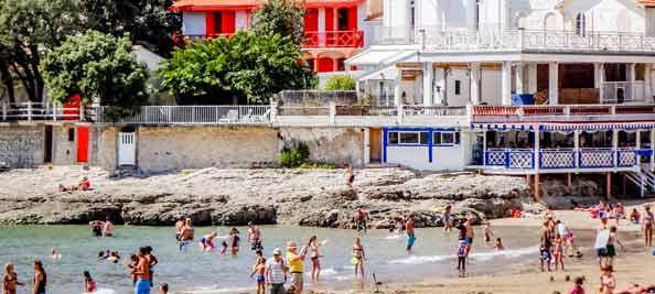 Découvrir Saint Palais sur Mer