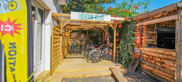 Location de vélo à Royan