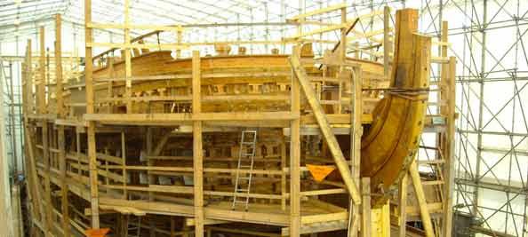 Musée Martime de Rochefort sur Mer