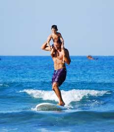 Vacances familiales à Royan