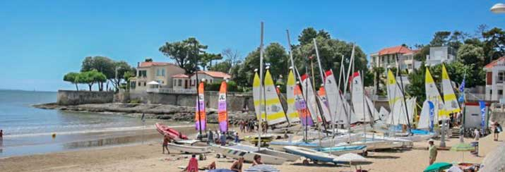 Activités Nautiques à Saint Palais sur mer