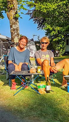 camping emplacement location royan