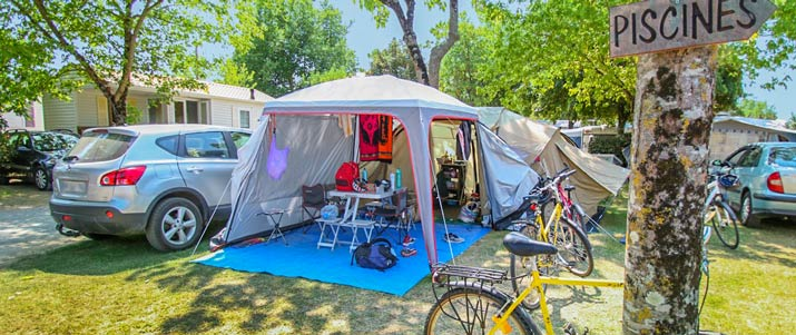 camping location emplacement nu royan
