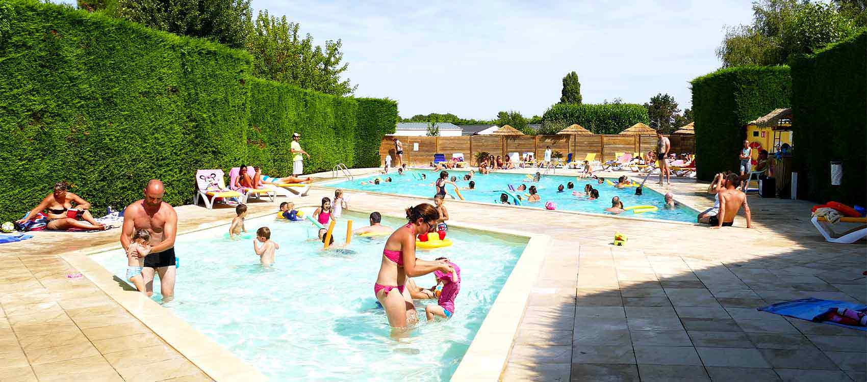 camping piscine Royan