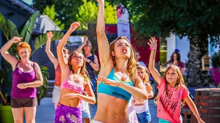 Cours de danse en Charente Maritime