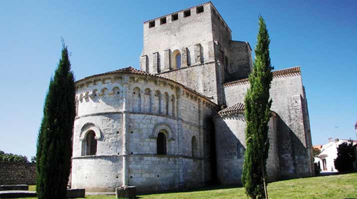 Église Mornac sur Seudre