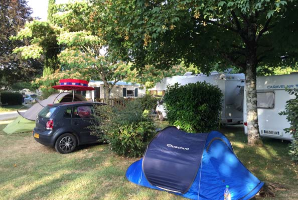 location camping emplacement royan