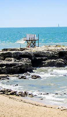 Entre mer et campagne à Royan