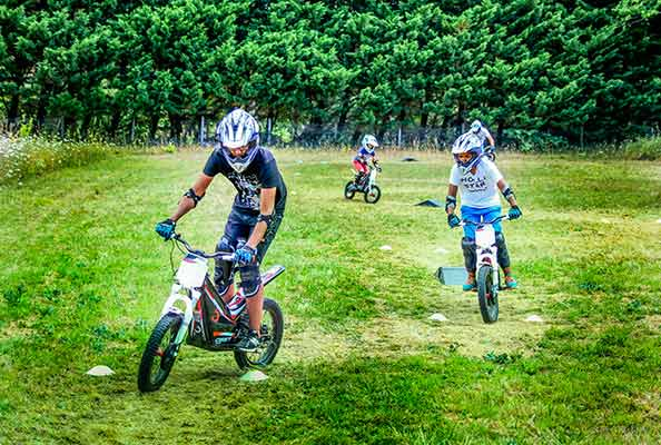 Faire de la moto en Charente maritime