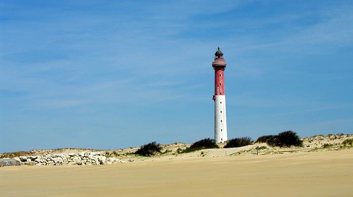 Phare de la Coubre en Charente Maritime
