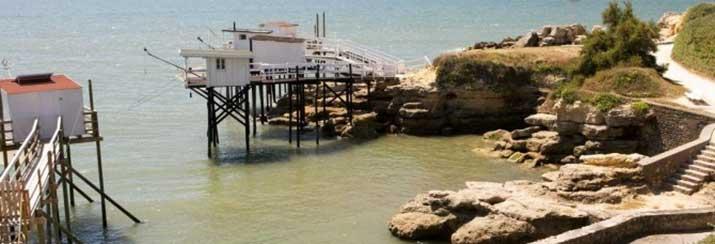 Le sentier des Douanier à Saint Palais sur Mer