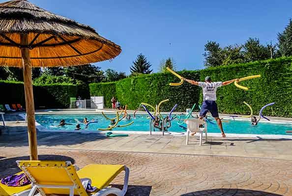 Faire du sport en piscine à Royan