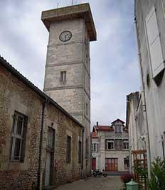 Tour à Rochefort