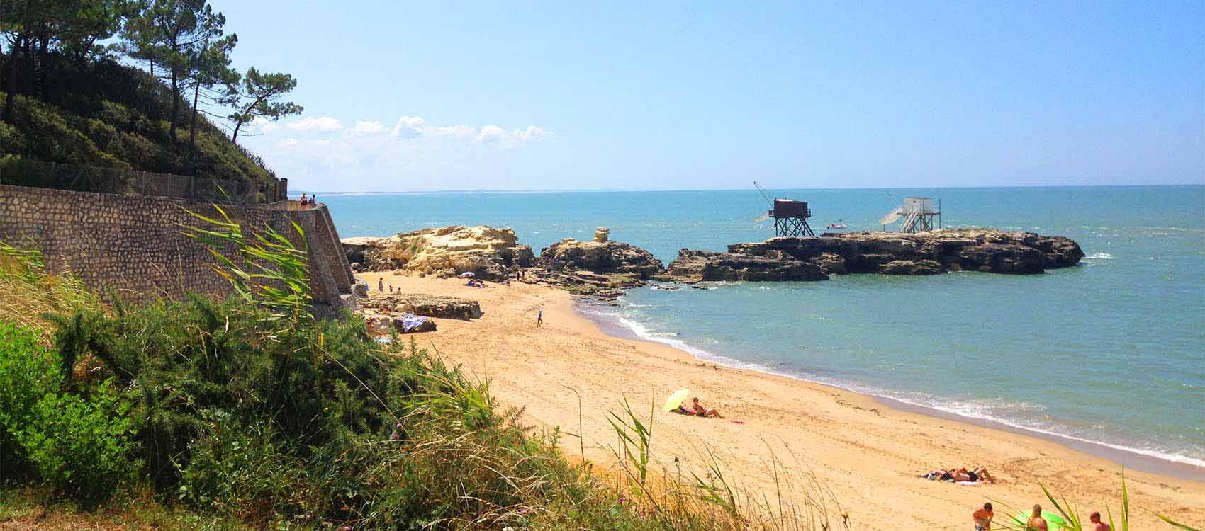 vacances bord de mer Royan