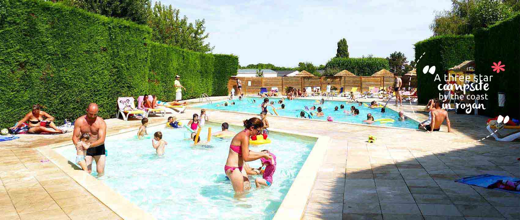 3 star campsite Royan