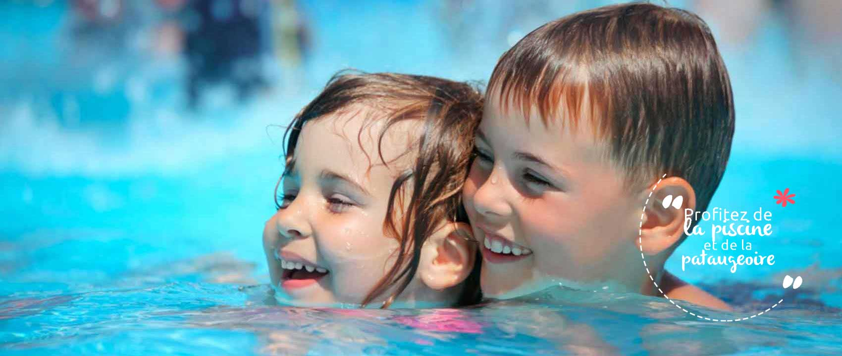 Camping Royan piscine chauffée