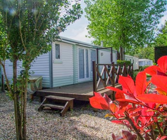 camping location mobil-home résidentiel 2ch royan