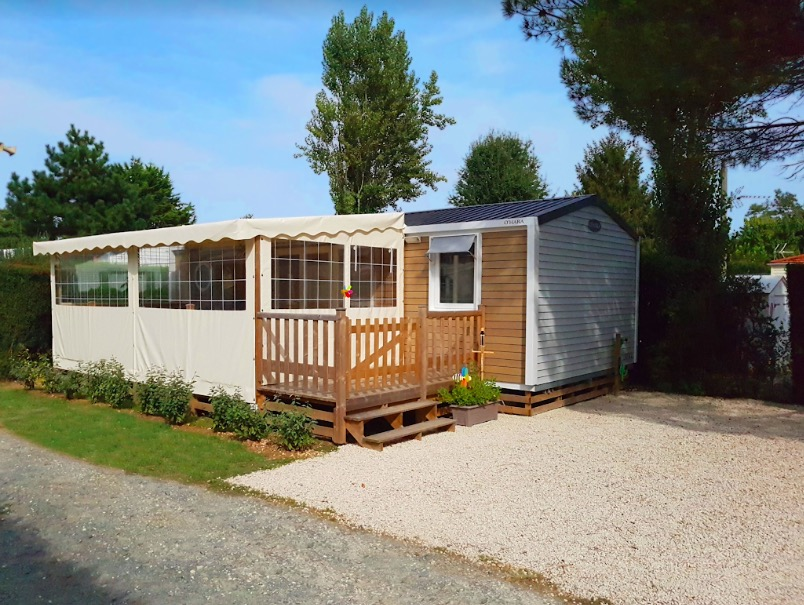 914 mobil home residents camping les pins royan 2019